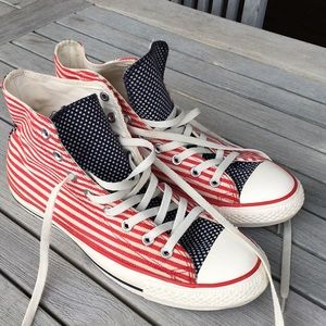 Converse Patriotic High Tops